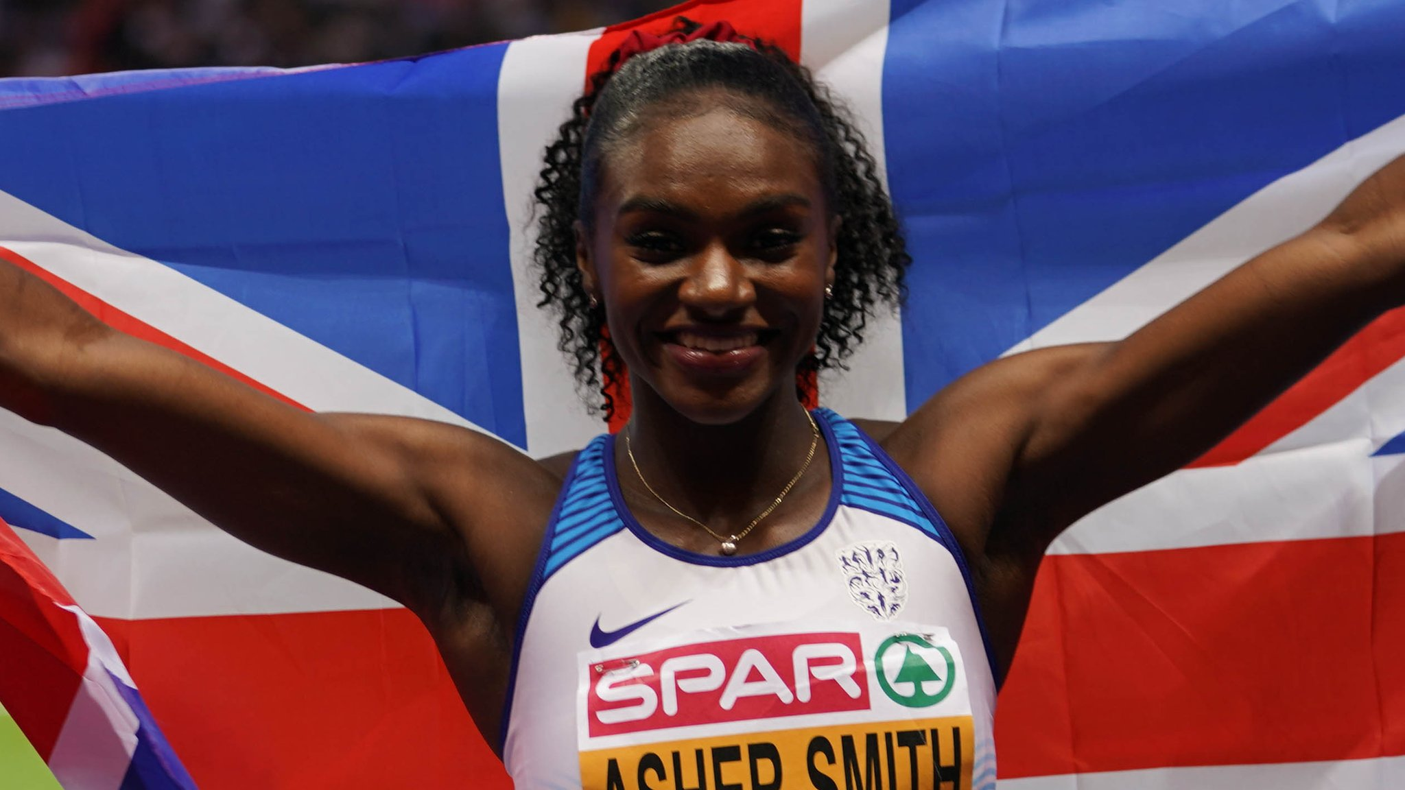 Asher-Smith named on Female Athlete of the Year shortlist