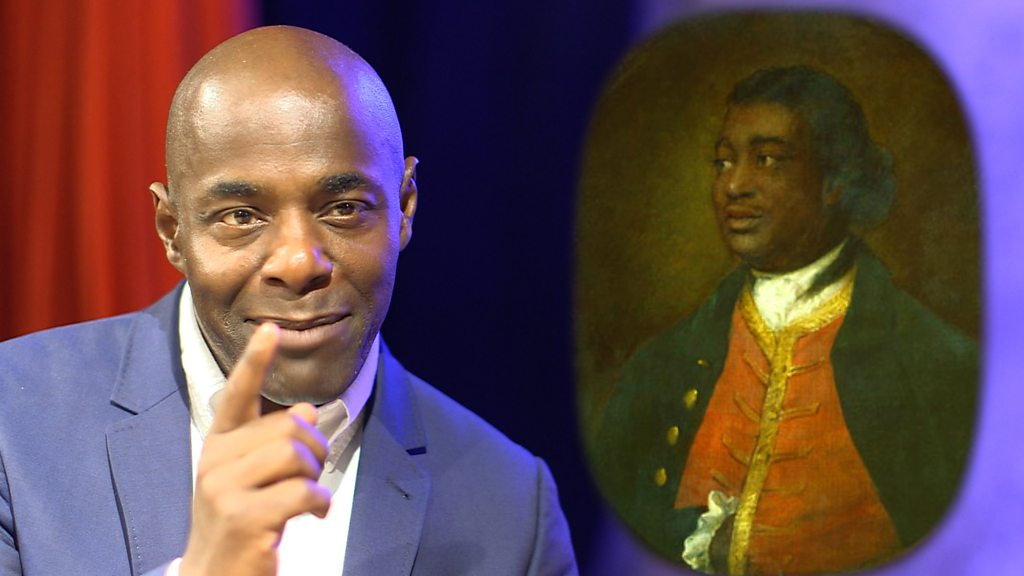 'Ignacius Sancho made me sure of who I am as a black Briton'