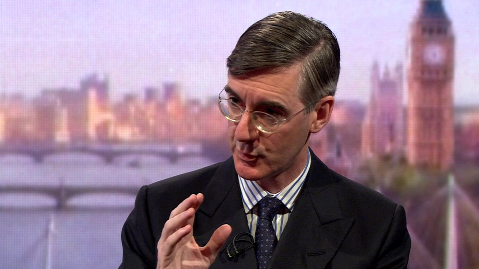 Brexit: I don't wish to be PM, says Jacob Rees-Mogg