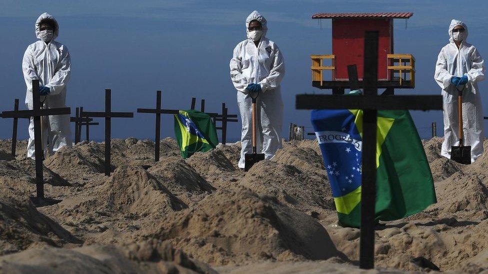 Covid 19, AS, pandemi covid 19, brasil