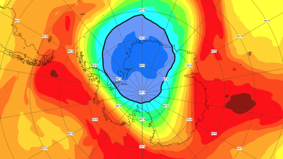 ozonska rupa
