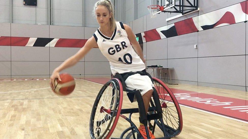 GB wheelchair basketball's World Championship medal hopes