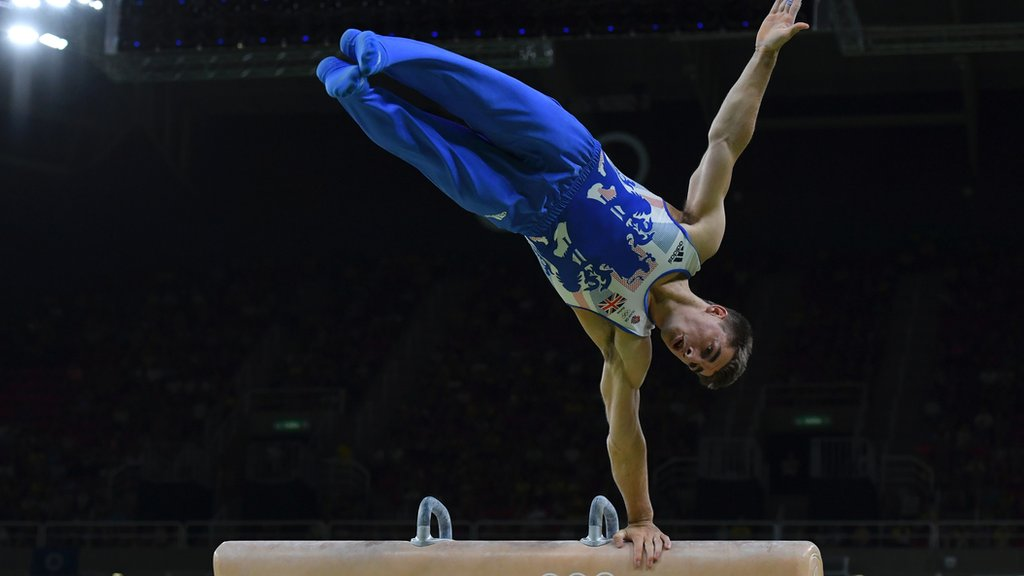 World Championships 2018: Max Whitlock & Nile Wilson named in Britain's five-man team