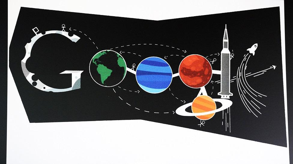 """مسابقة """"غوغل فور دودل"""" تدعو الطلاب في أنحاء الولايات المتحدة لاستخدام مواهبهم الفنية لإعادة تصميم شعار الصفحة الرئيسية أمام ليشاهده الملايين"""