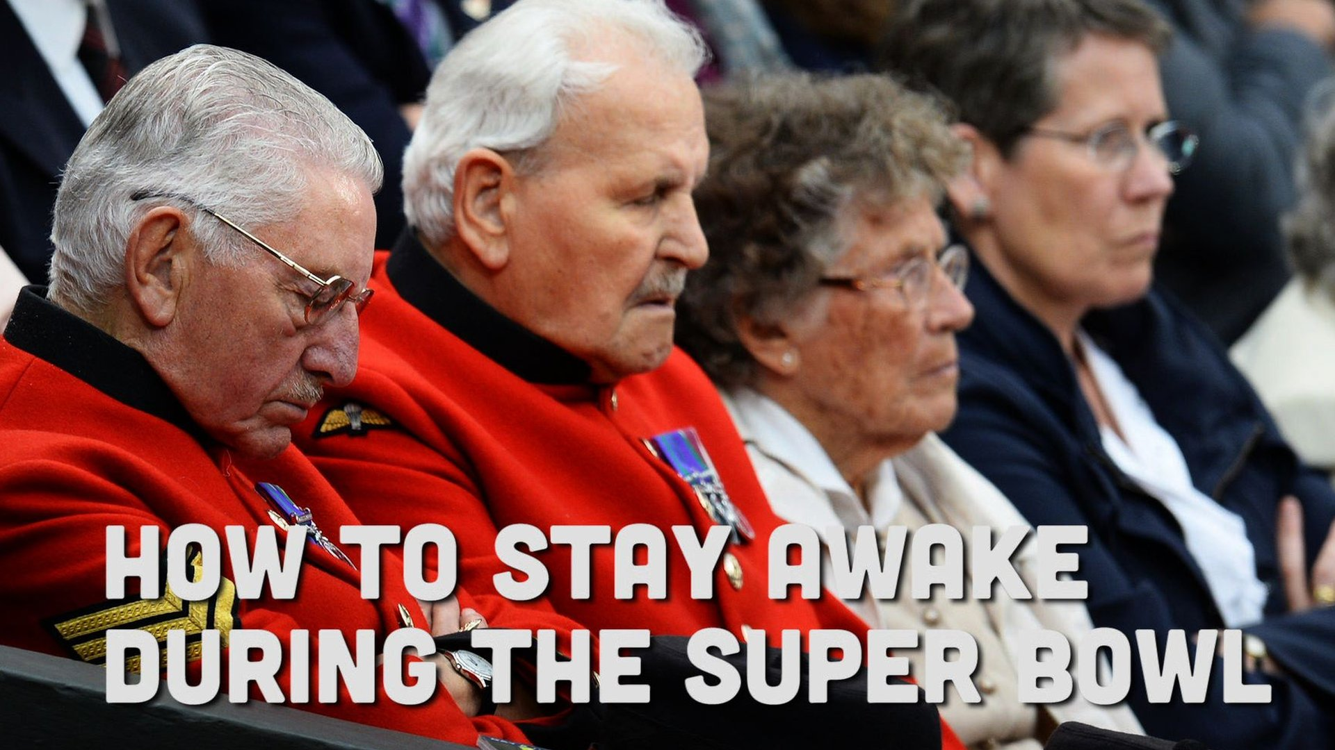 Super Bowl 50: How to stay awake