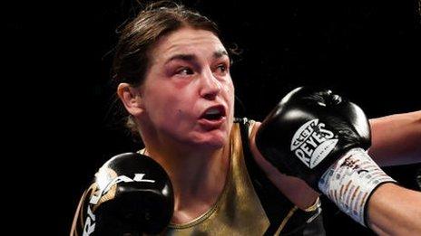 Katie Taylor: $1m Serrano super-fight more important than home contest