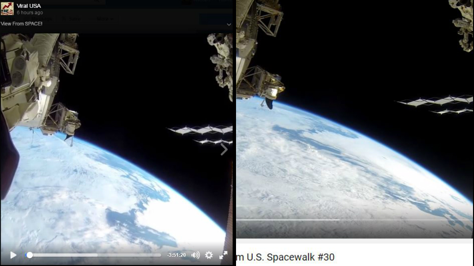 Space videos