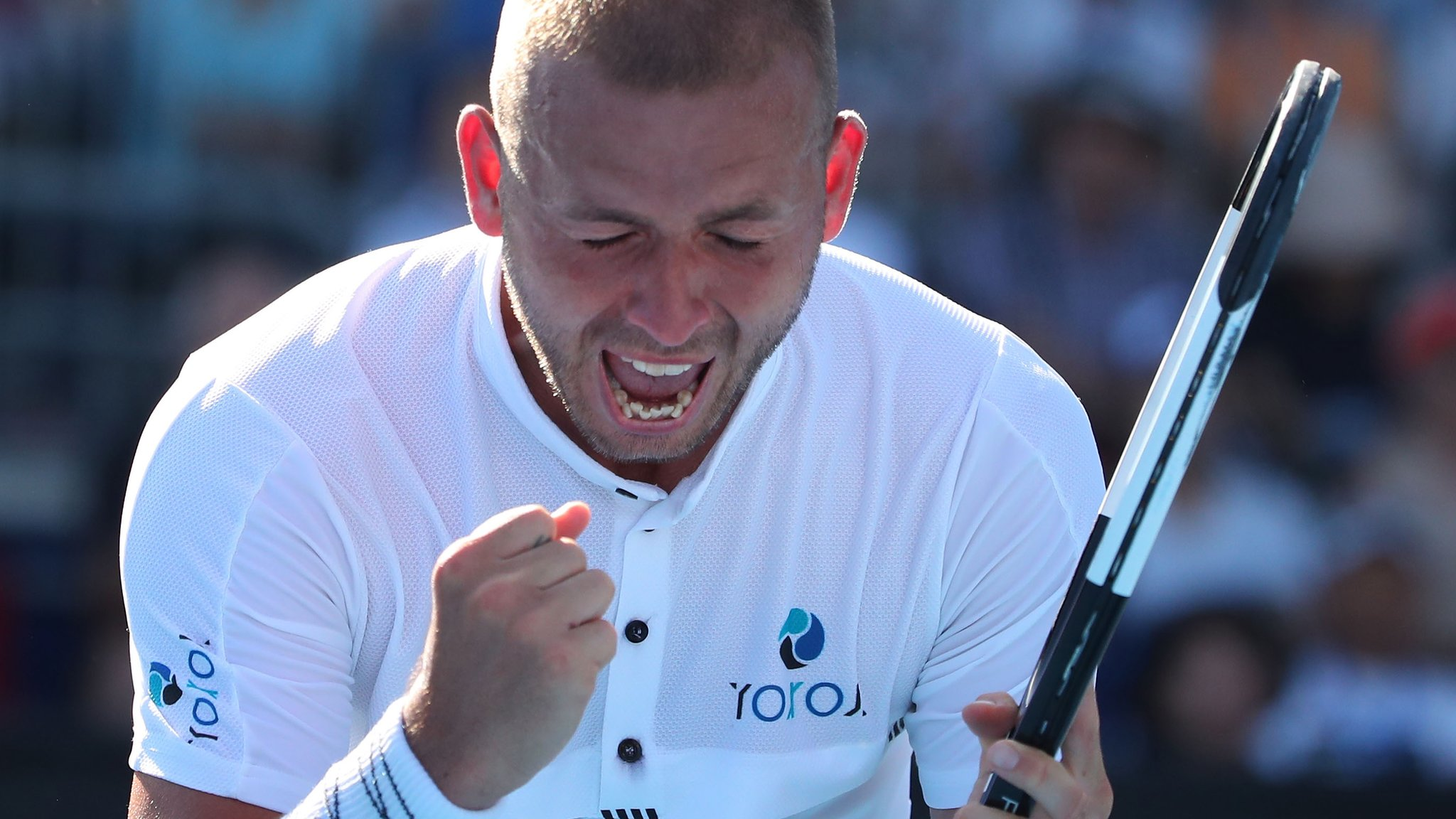 Dan Evans beats John Isner to reach Delray Beach final