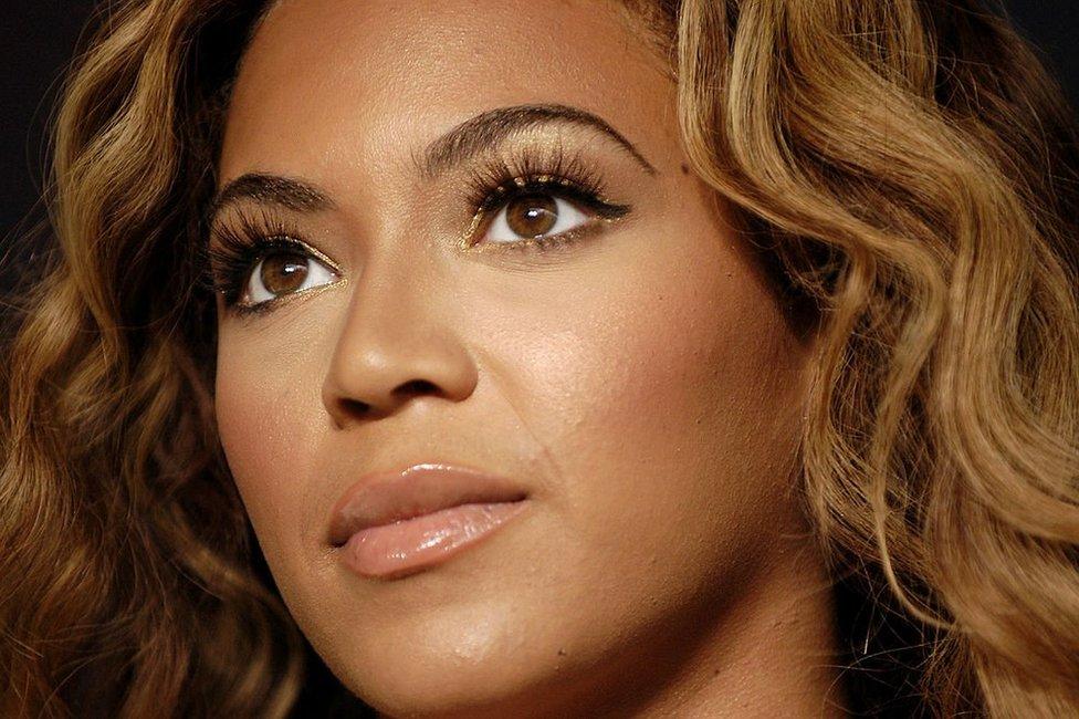 "Beyoncé describes her latest project as ""sonic cinema""."