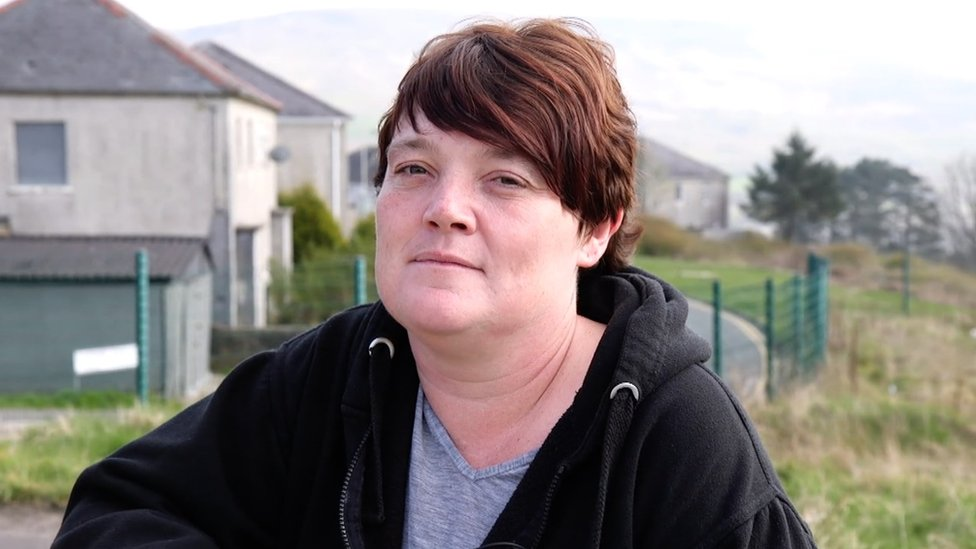 Billy's mum Sarah has welcomed the work of Police Community Support Officers