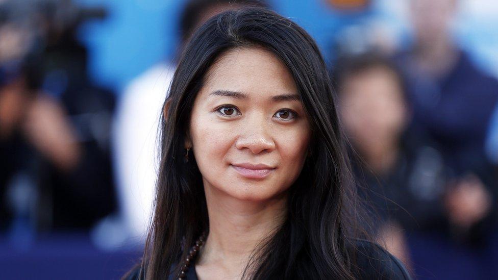 Chloé Zhao, directora de Nomadland