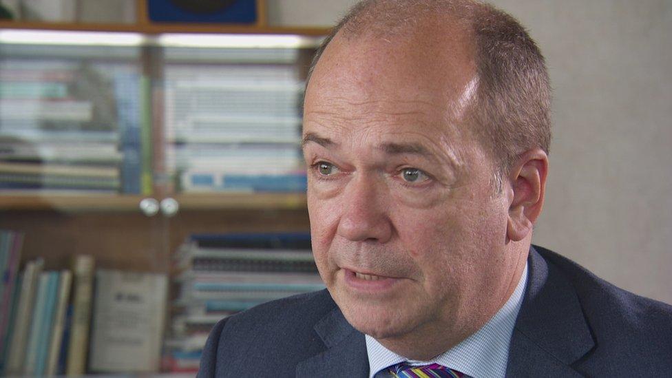 Dr Michael McBride