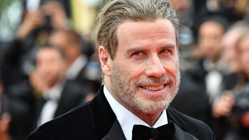 Travolta film shoots back at critics