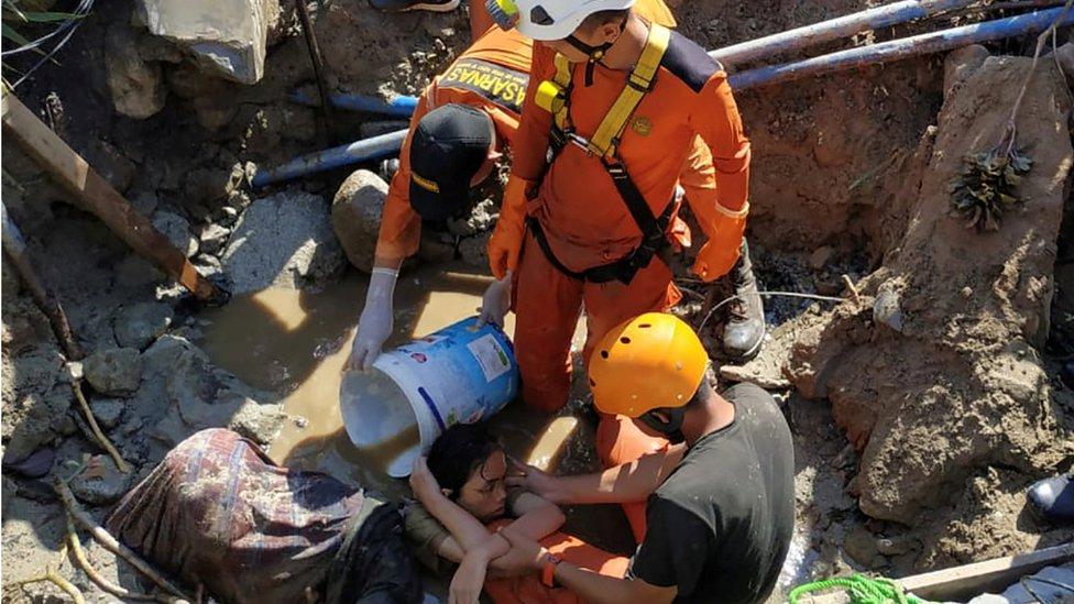 zemljotres u Palu