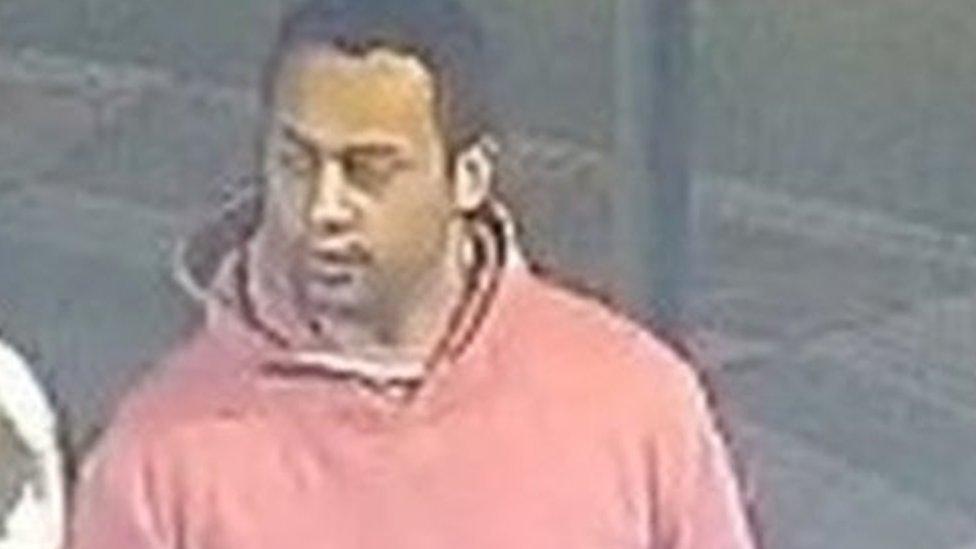 CCTV image released over woman's Birmingham rape