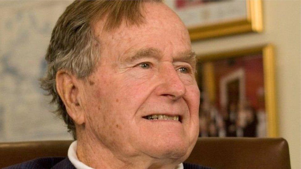 جورح بوش الأب