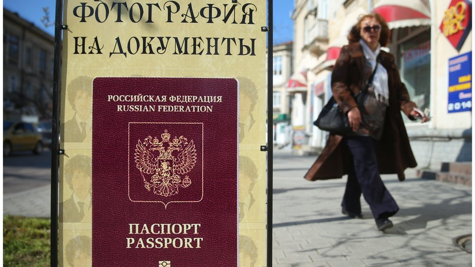 Путин упростил выдачу российских паспортов жителям ДНР и ЛНР