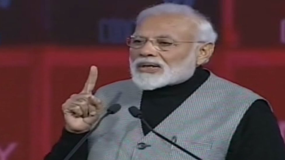 #Abhinandan की रिहाई के बाद मोदी ने कहा, 'दुश्मन में भारत का डर'