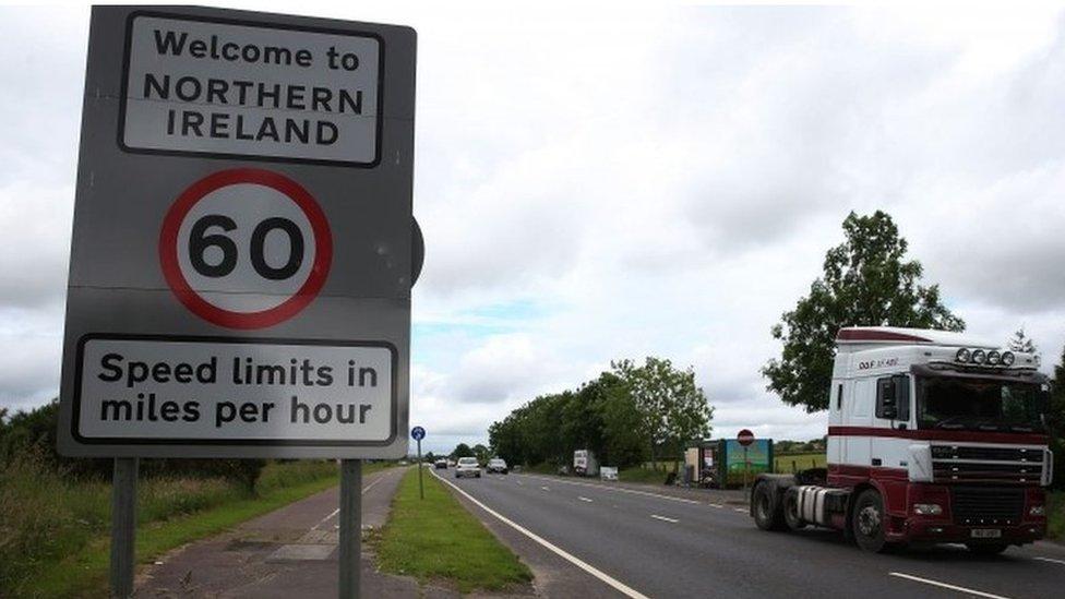 Brexit border plan 'must be longer-term' says Tony Lloyd