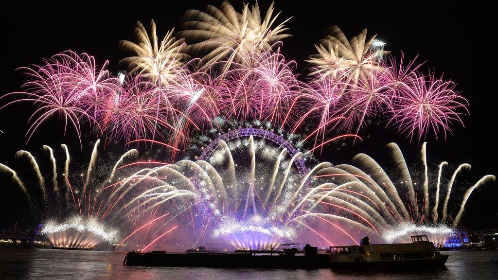 The explosive science behind fireworks
