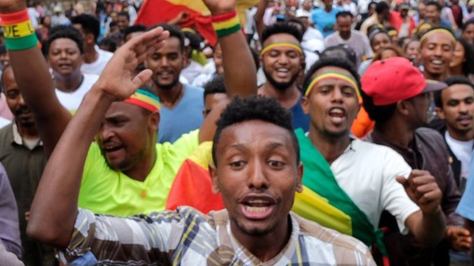 Deadly explosion hits Ethiopia PM rally
