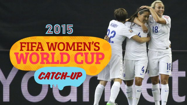 Women's World Cup Catch-Up: