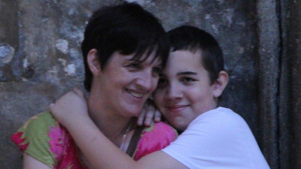 Karen and Ben Glean