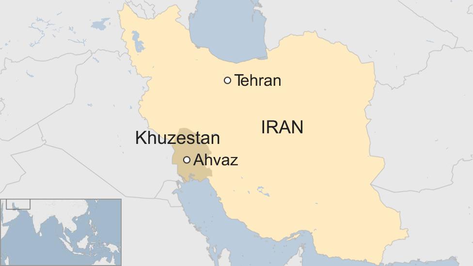 Deadly gun attack at Iran military parade