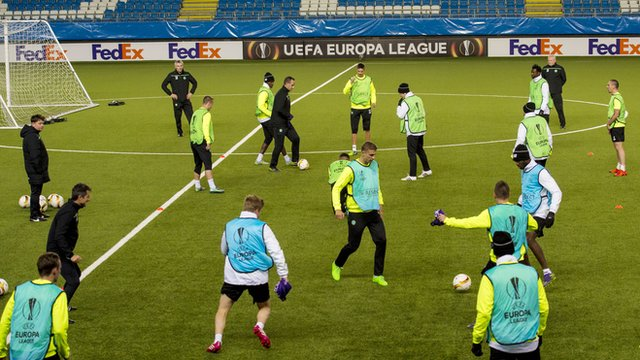 A look ahead to Molde v Celtic