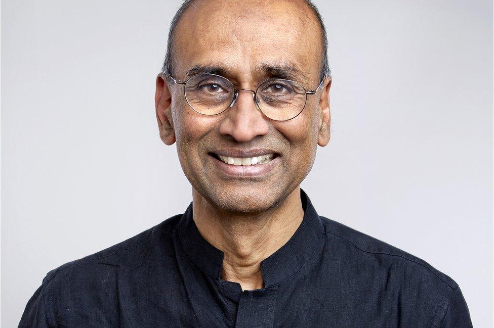 Prof Sir Venkatraman Ramakrishnan