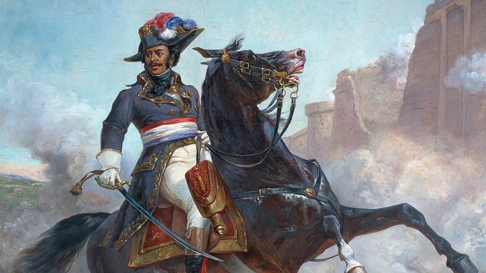 Alexandre Dumas general