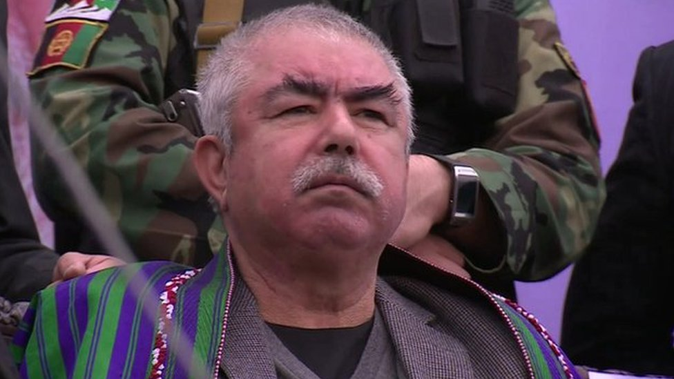 General Abdul Rashid Dostum File photo