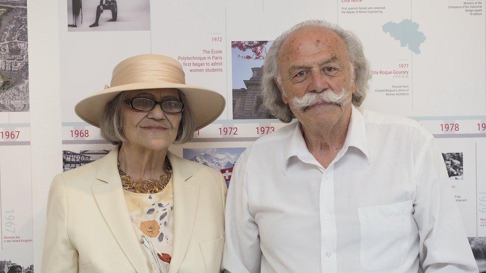 Ljiljana i Dragoljub Bakić