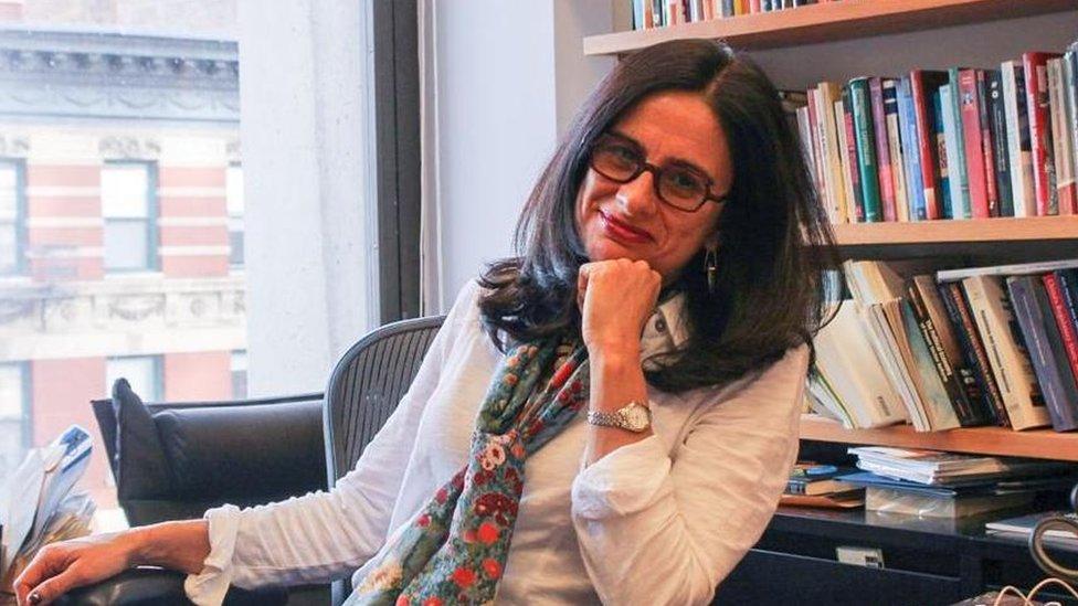 María Victoria Murillo
