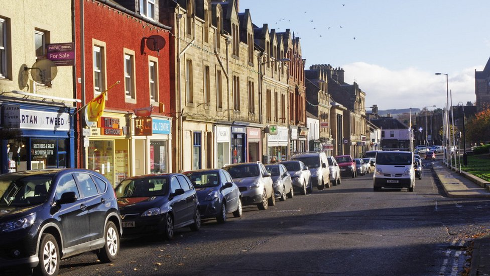 Scottish Borders parking group reveals action plan