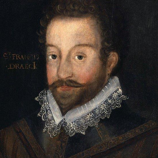 Sr. Francis Drake.