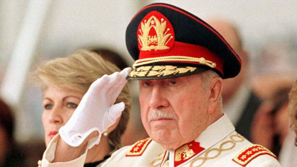 Chilean late dictator Pinochet