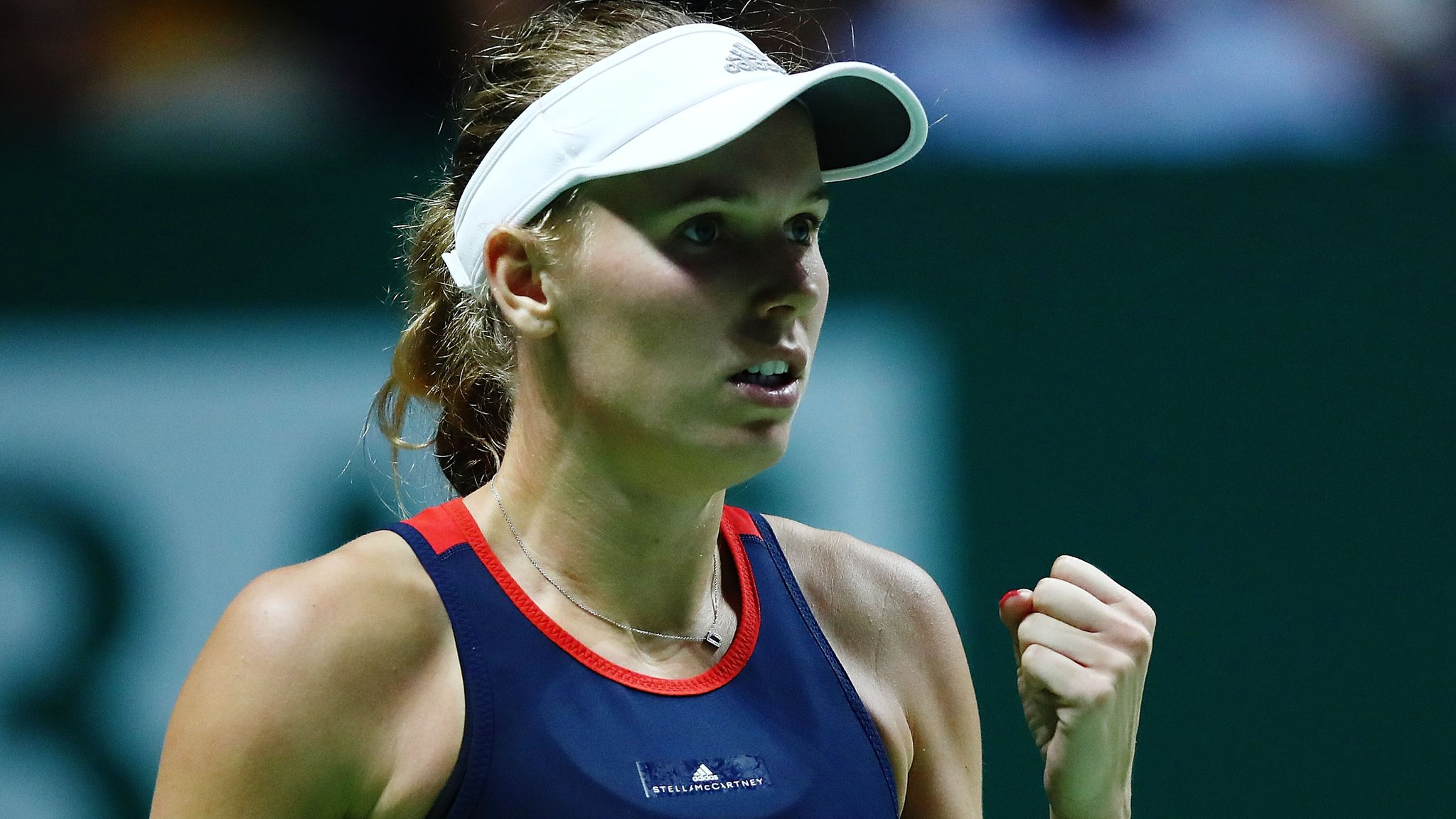 Caroline Wozniacki: World number three opens up about arthritis diagnosis
