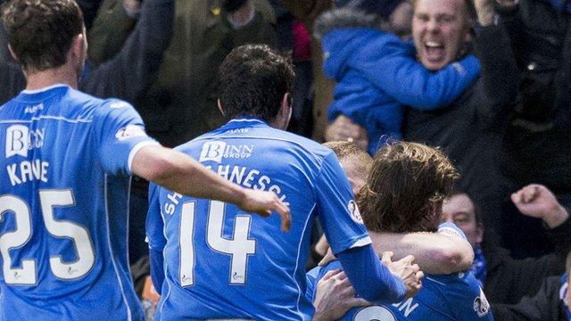 Highlights - Dundee Utd 1-2 St Johnstone