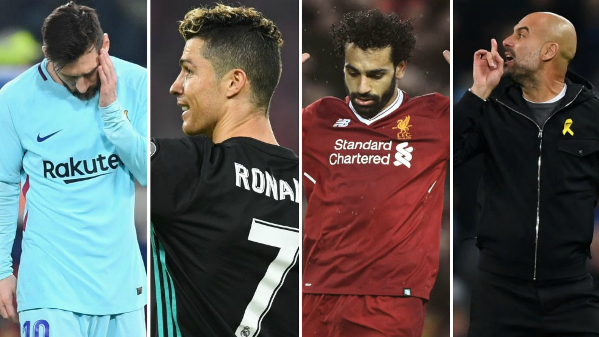 Champions League: Test your knowledge of the 2017-18 competition