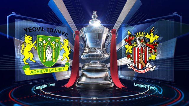 Highlights: Yeovil 1-0 Stevenage