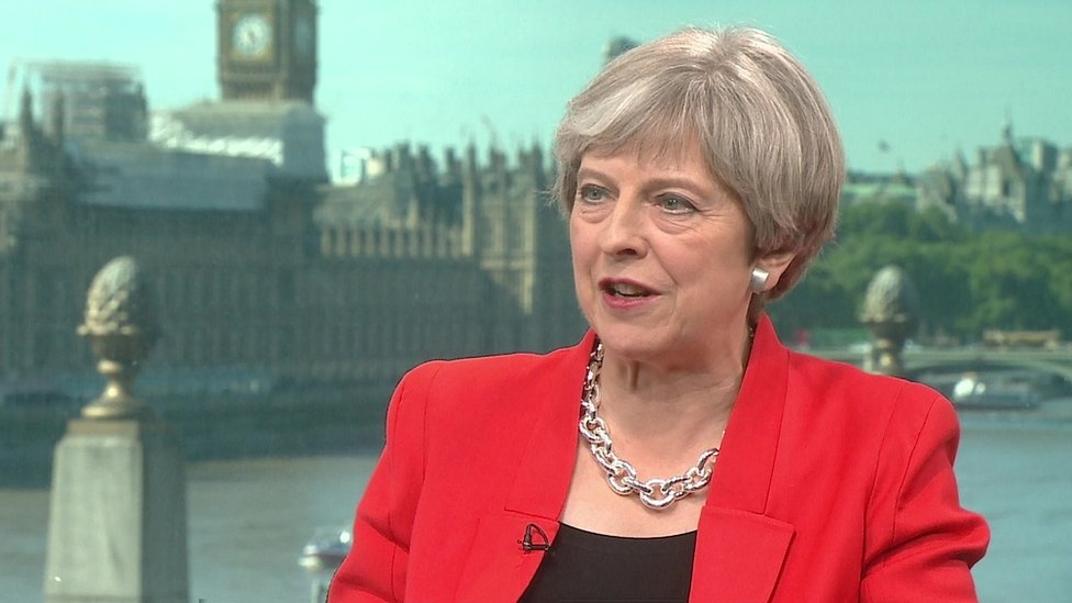 Conservative social care funding cap: Theresa May defends changes