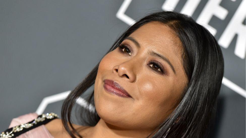 Yalitza Aparicio es criticada por actrices mexicanas.