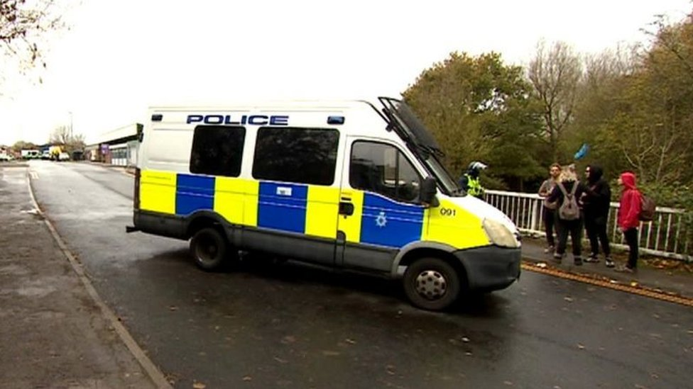 Bristol rave: Injuries 'caused by police dog' investigated thumbnail