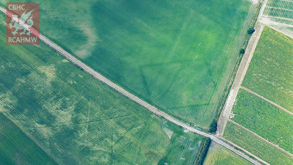 A newly-discovered Iron Age farmstead in coastal Ceredigion