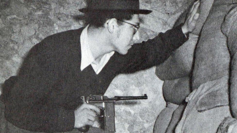 Haganah atau petempur bawah tanah Yahudi, Palestina, Israel