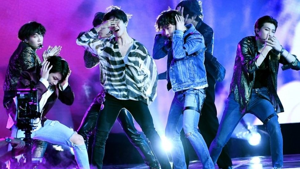 BTS become first K-pop band to top US album charts
