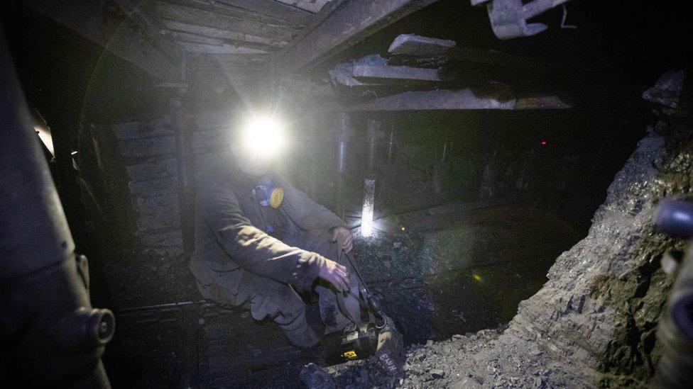 Вибух на шахті в