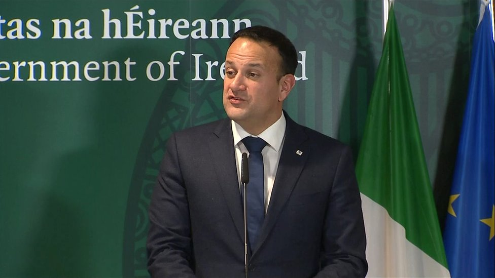 Brexit: Irish PM rules out constant Brexit re-negotiation