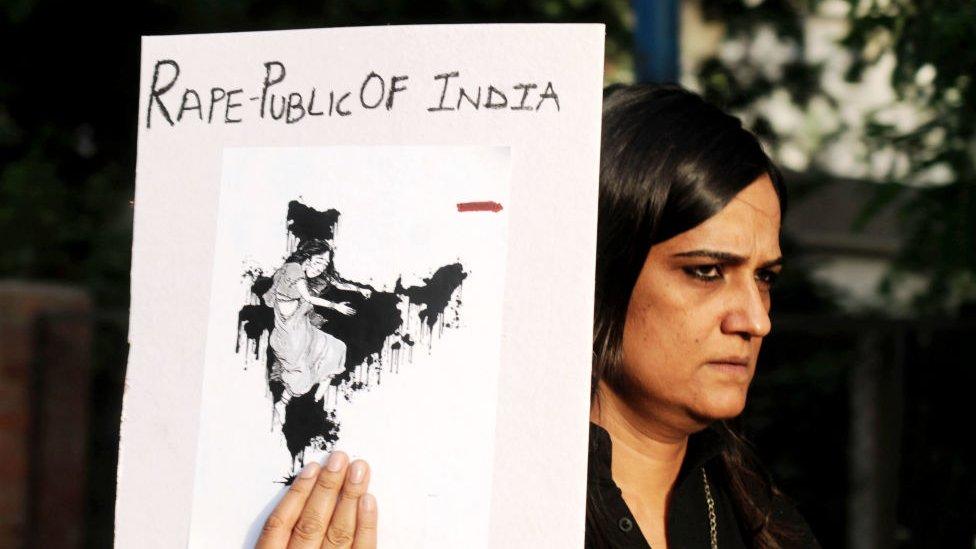 Protestas en la India en 2018, contra el caso de violación en Kathua